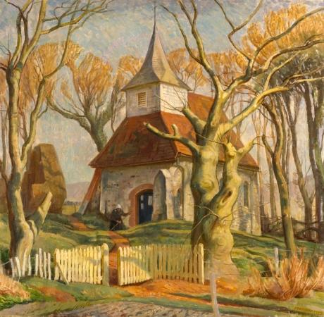 James-Bateman-Lullington-Church-Royal-Academy