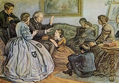 a-christmas-story-j-e_millais_illustrated-london-news_1862