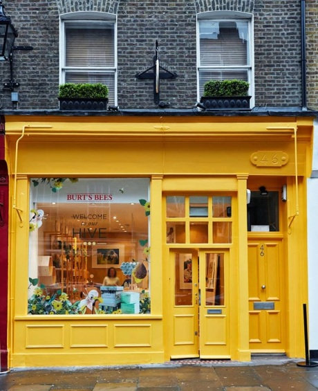 Burts_Bees_Pop-up_Shop_Seven_Dials_Covent_Garden