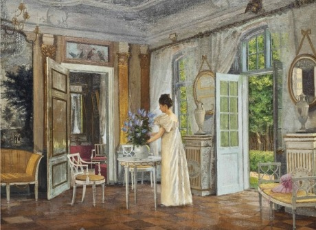 Adolf-Heinrich-Claus-Hansen-interiors-in-painting (2)